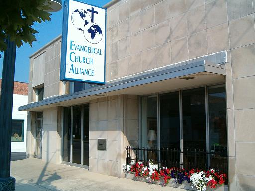 ECA Headquarters, Bradley, IL